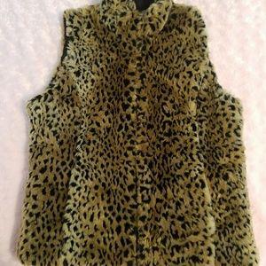 Jackets & Blazers - Women's reversible vest